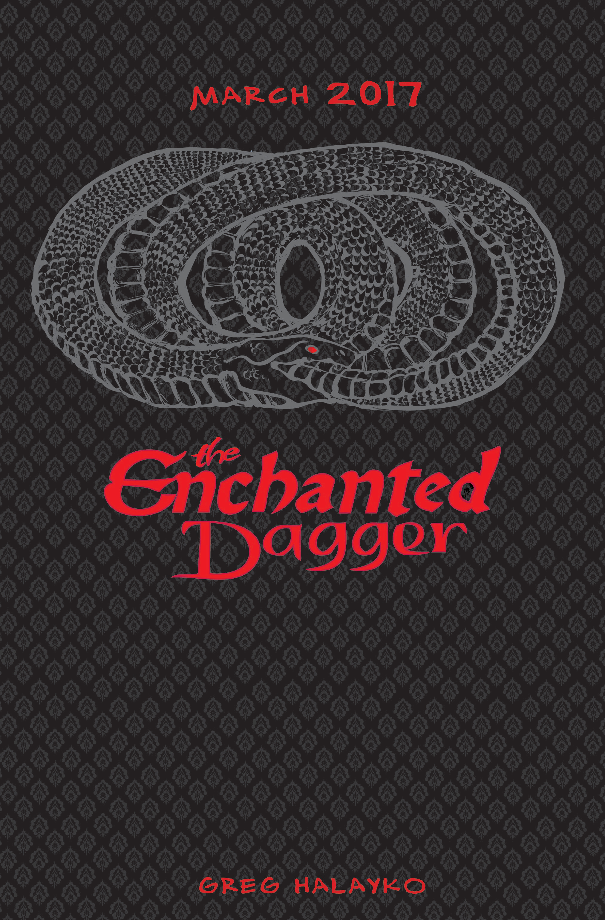The Enchanted Dagger #1 – Coming Soon
