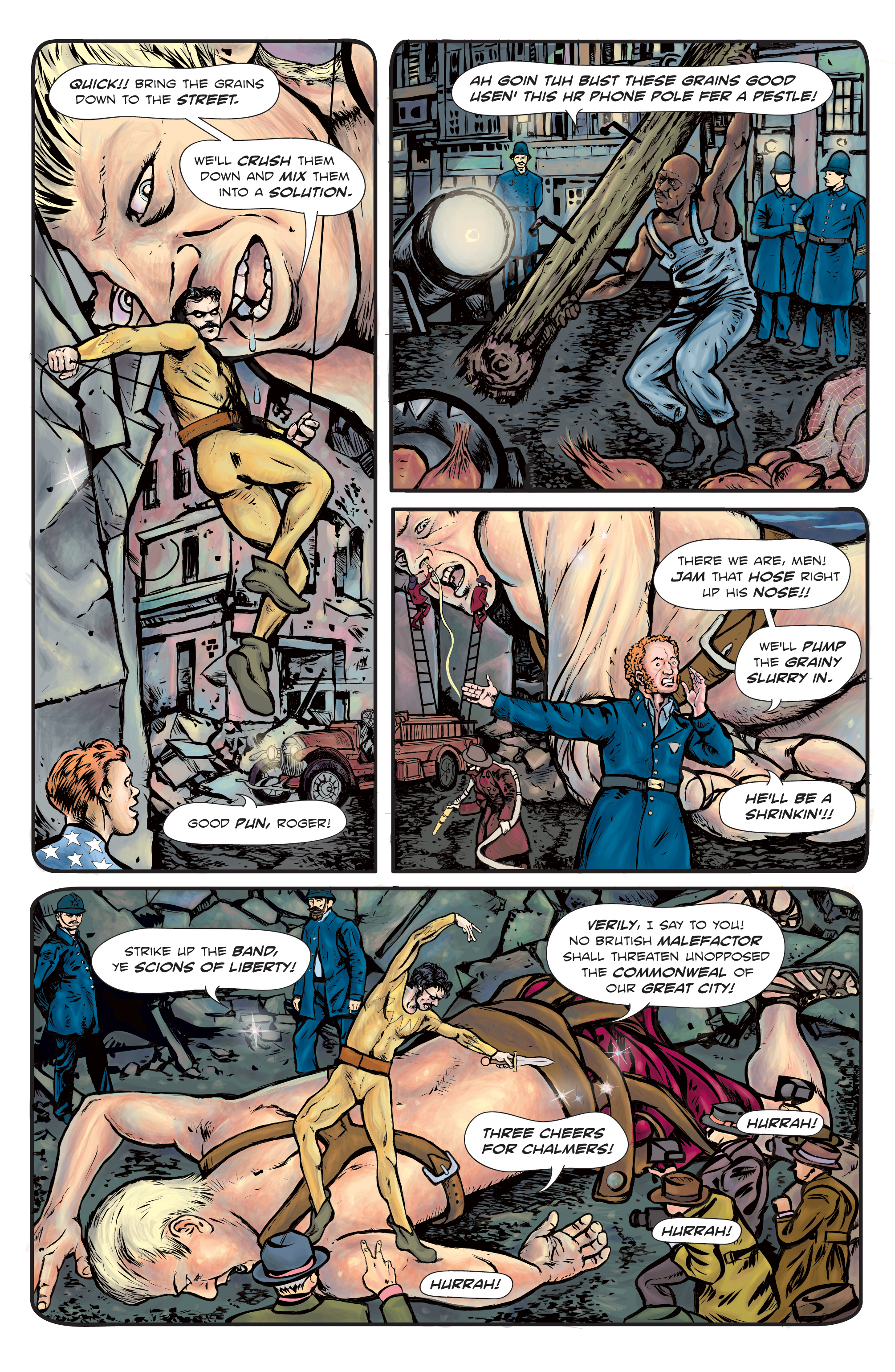 The Enchanted Dagger #2 – Page 11