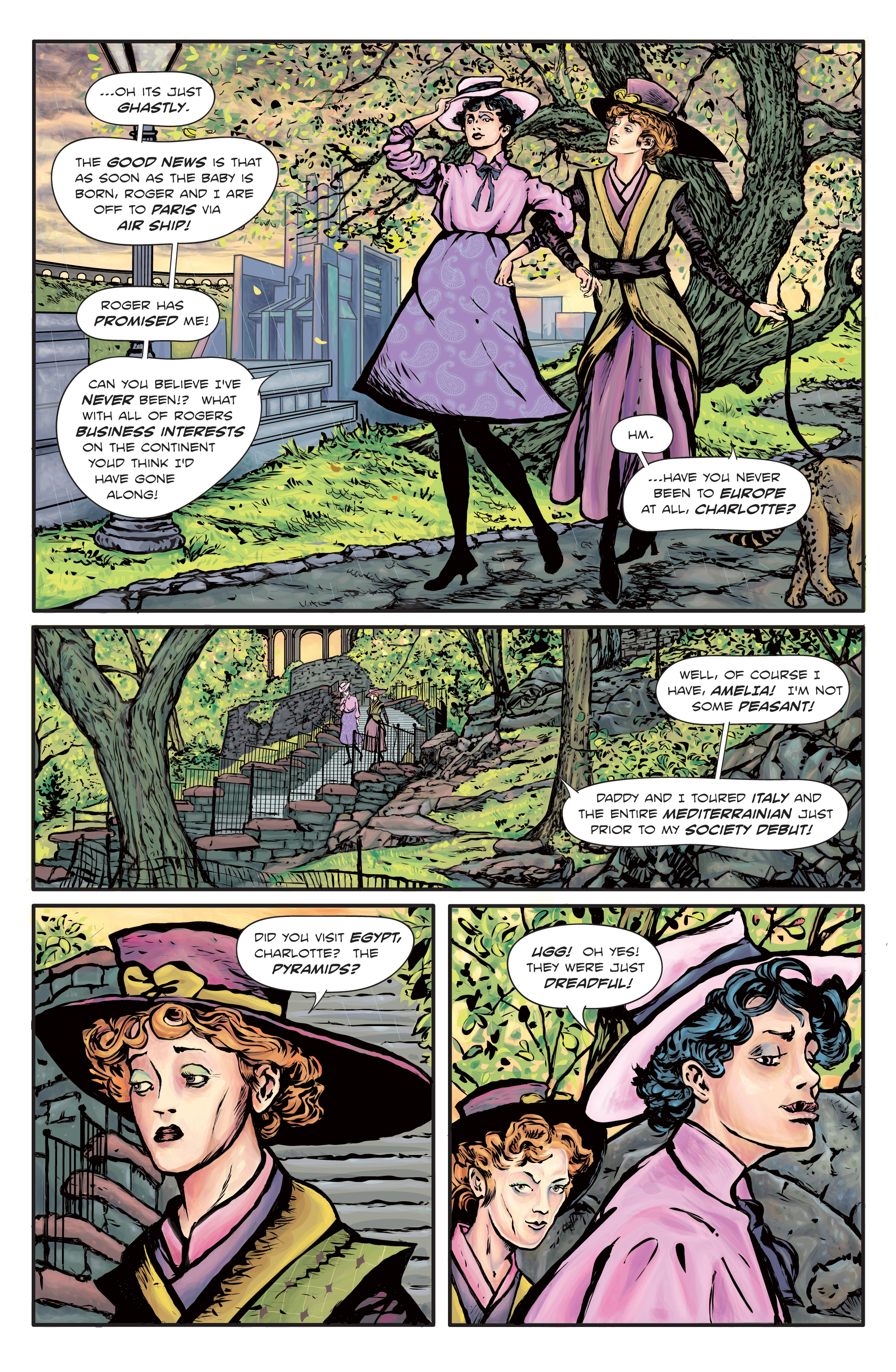 The Enchanted Dagger #2 – Page 13