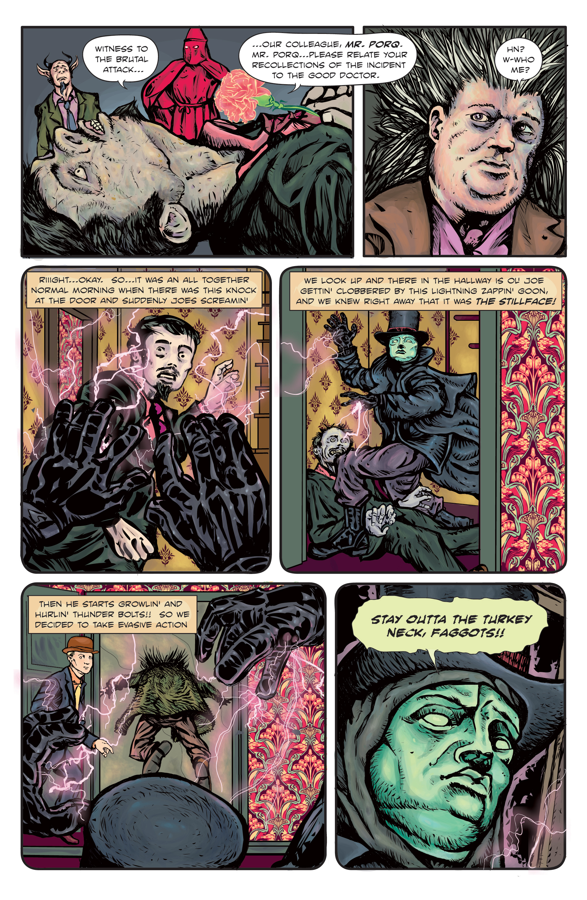 The Enchanted Dagger #2 – Page 21