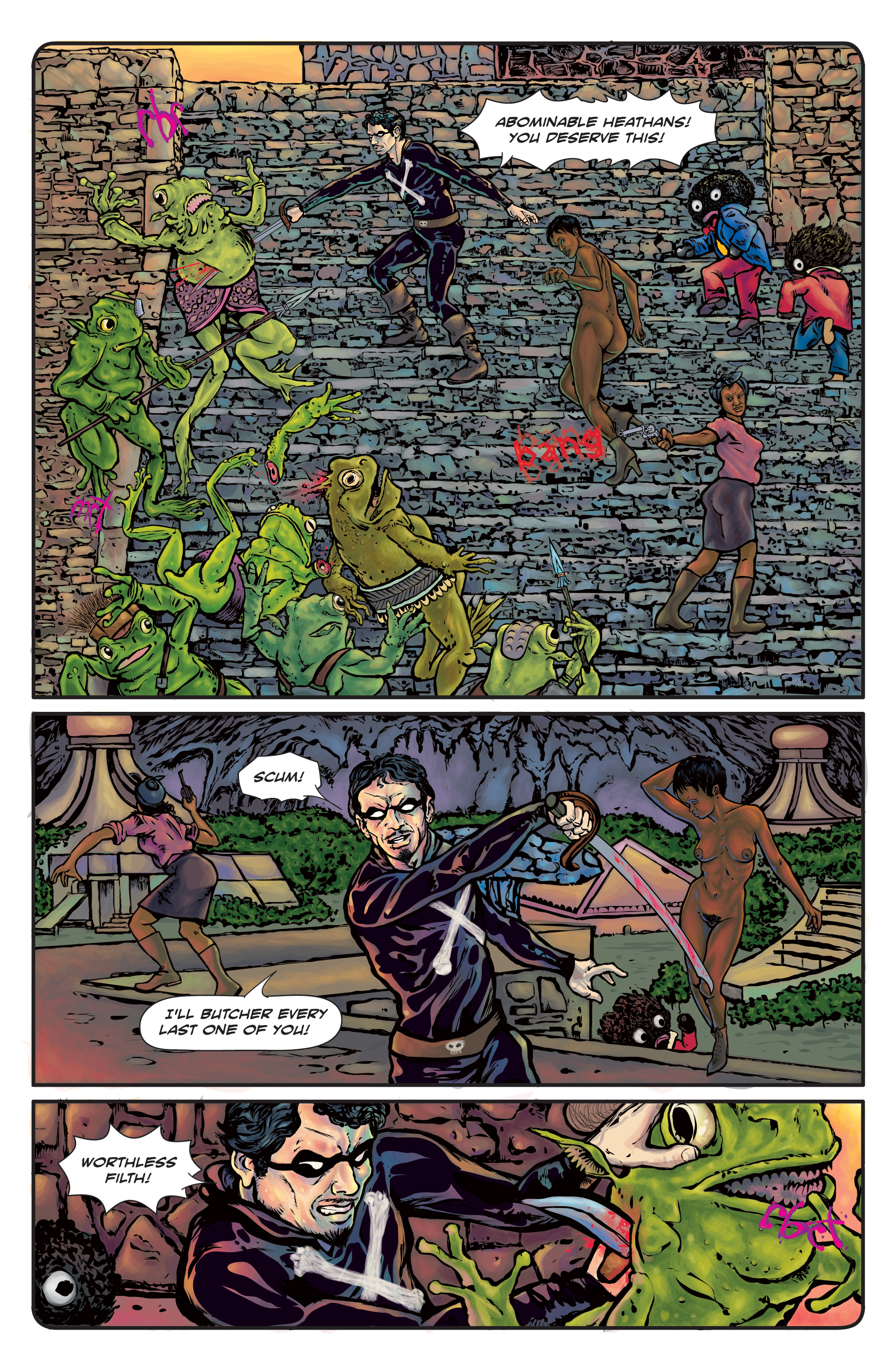 The Enchanted Dagger #3 – Page 24
