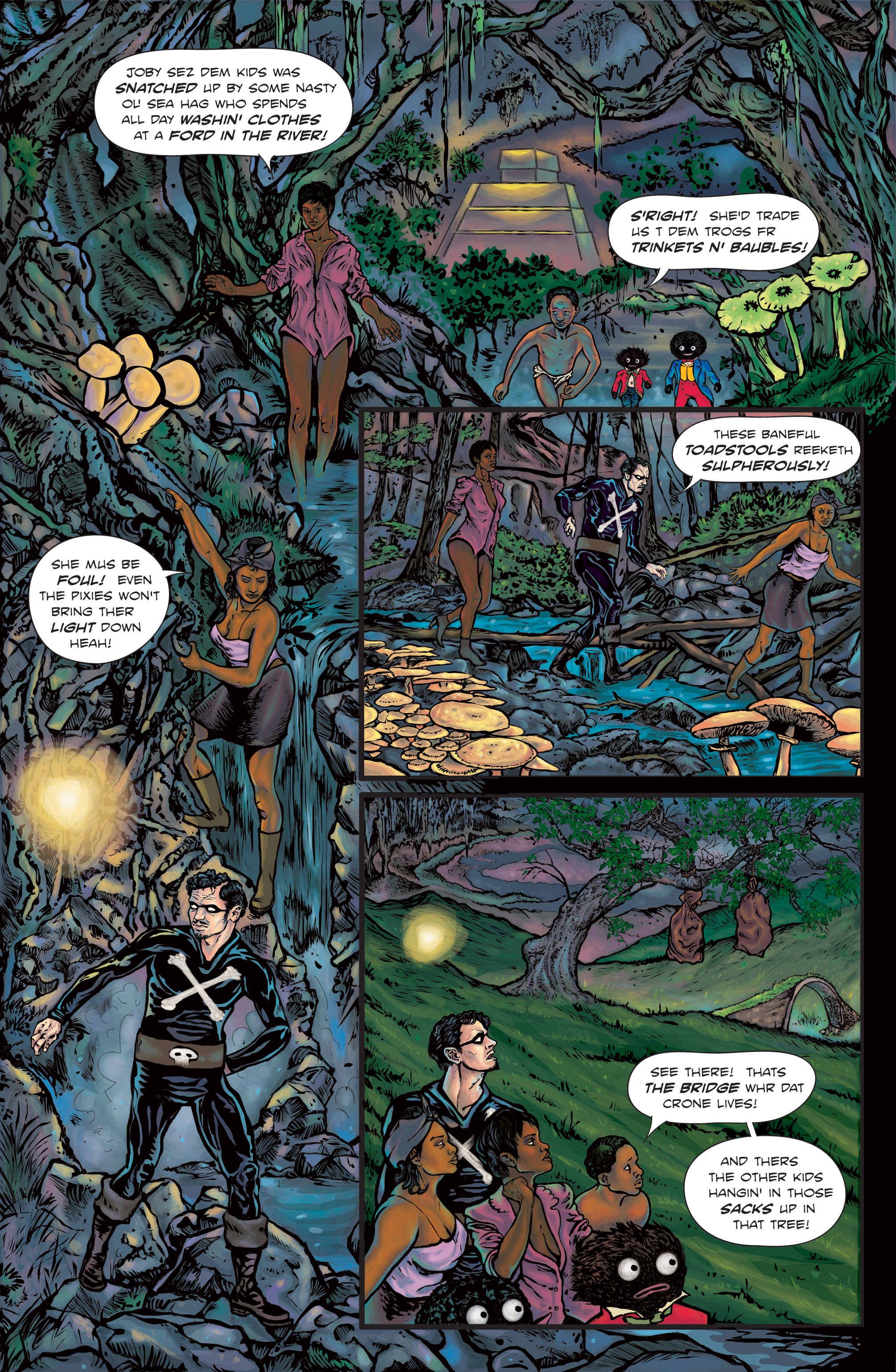 The Enchanted Dagger #3 – Page 26