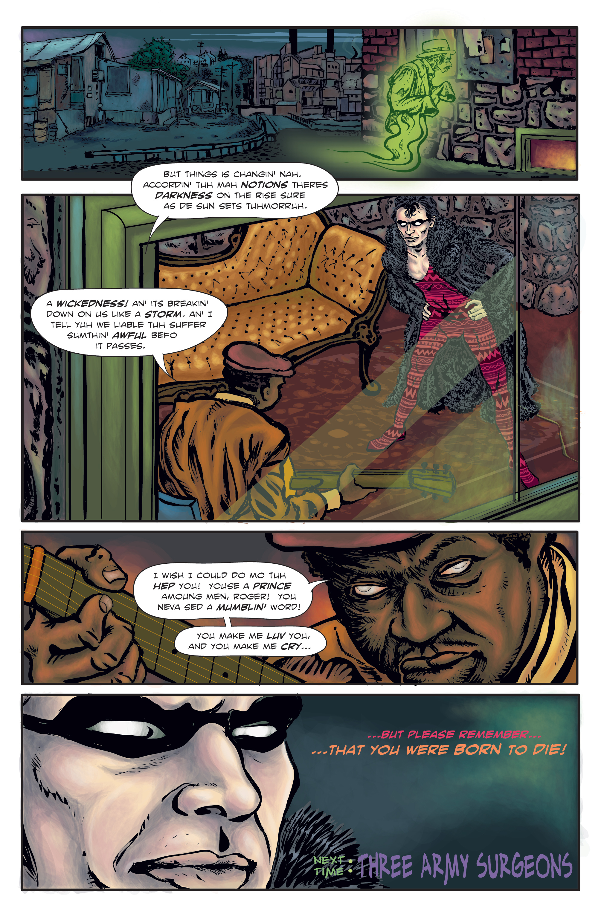 The Enchanted Dagger #3 – Page 32