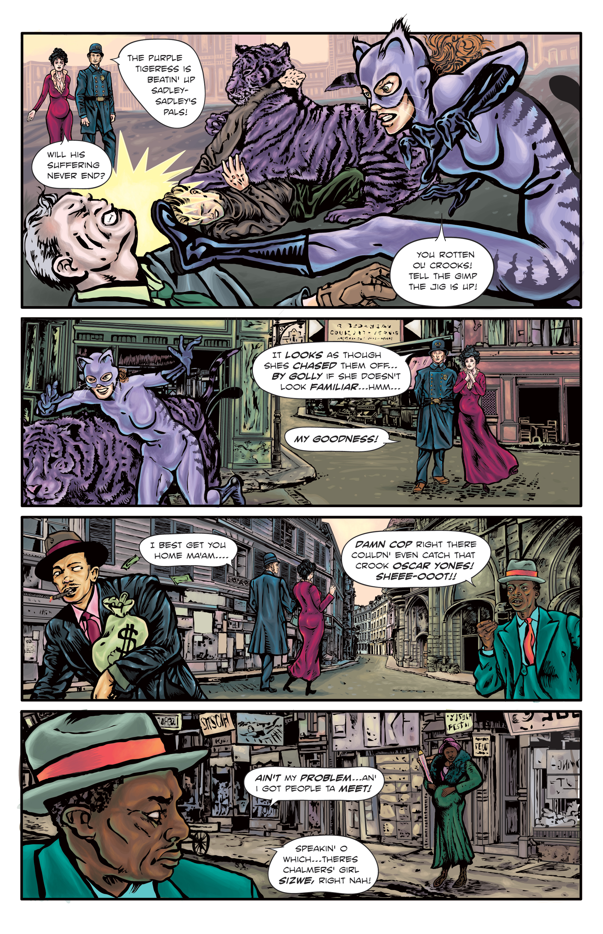The Enchanted Dagger #4 – Page 4