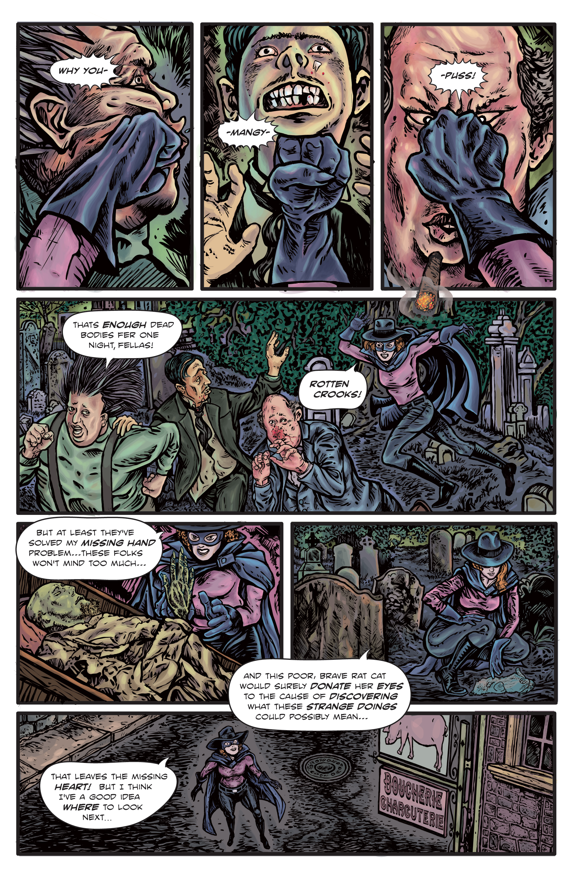 The Enchanted Dagger #4 – Page 24