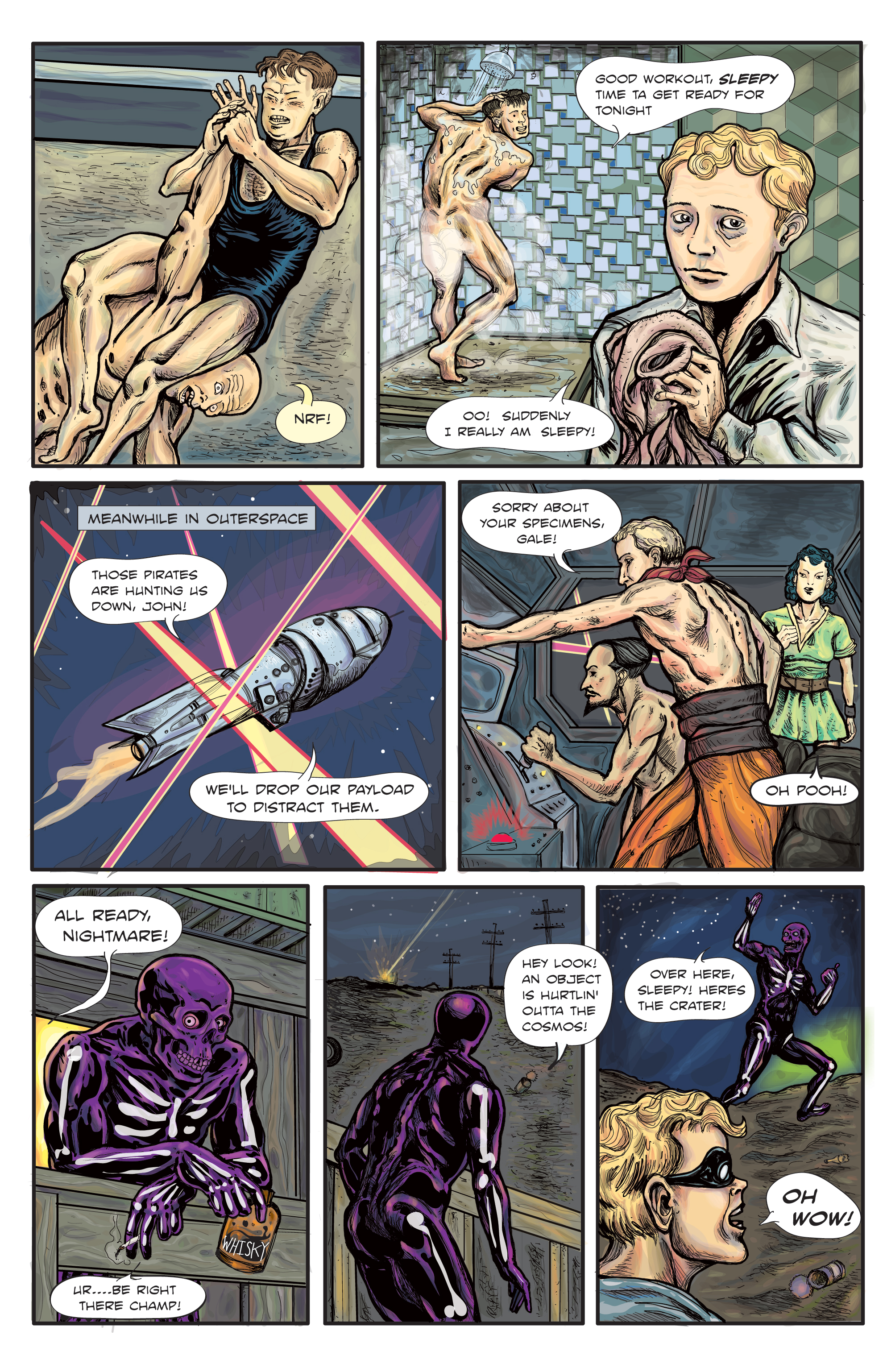 Tales of the Irreal #1 – Page 2