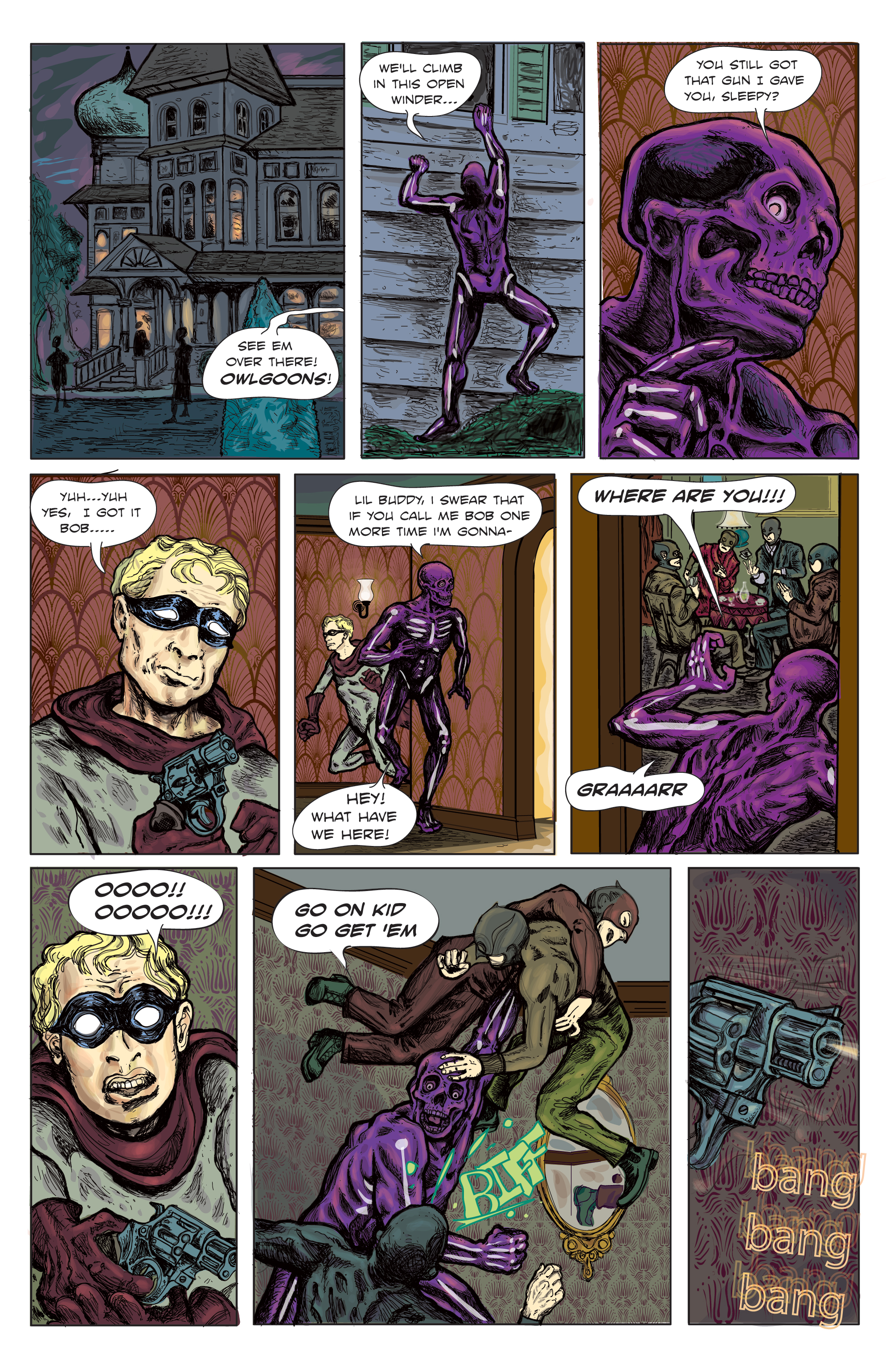 Tales of the Irreal #1 –  page 5