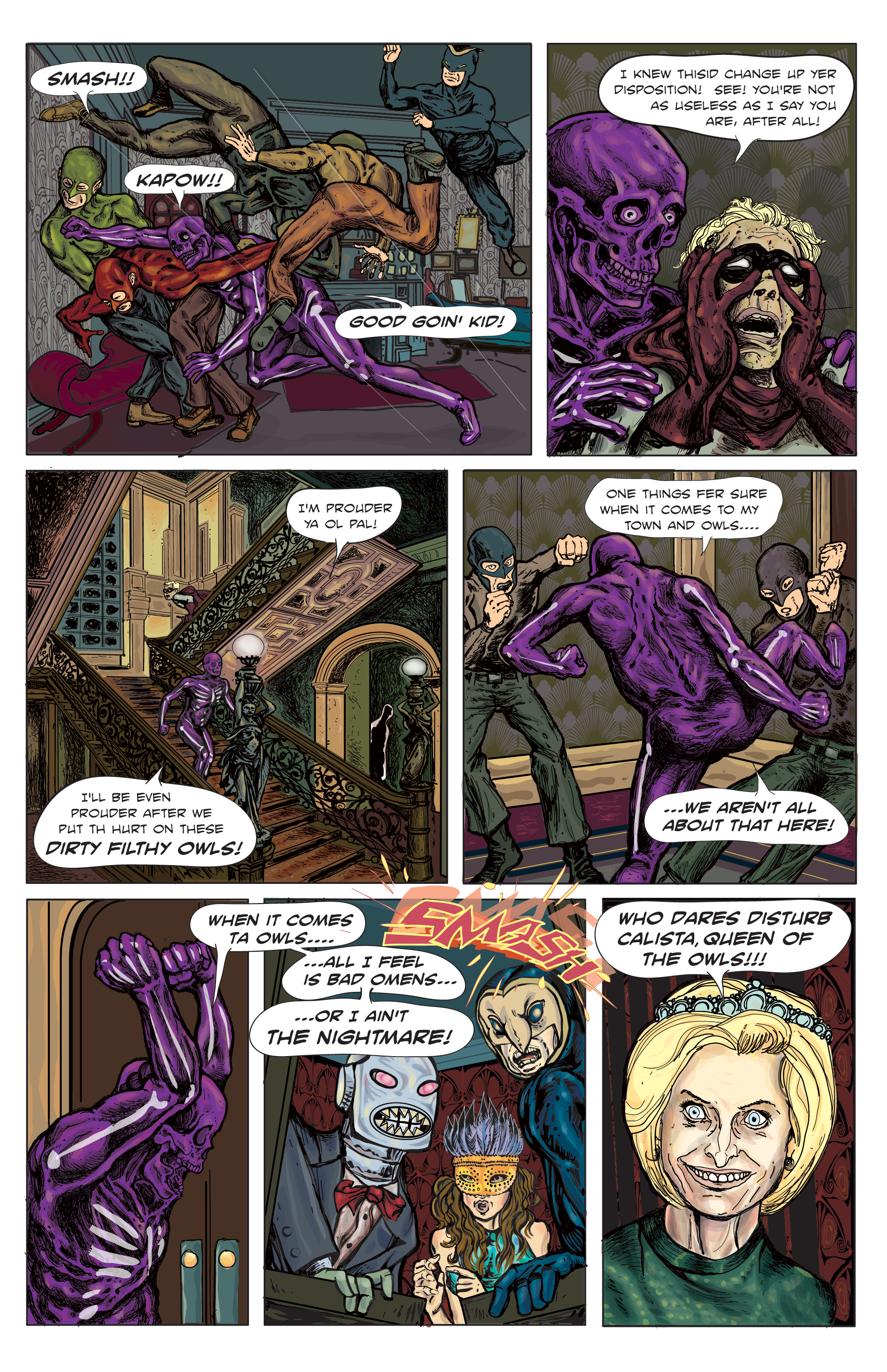 Tales of the Irreal #1 – Page 6