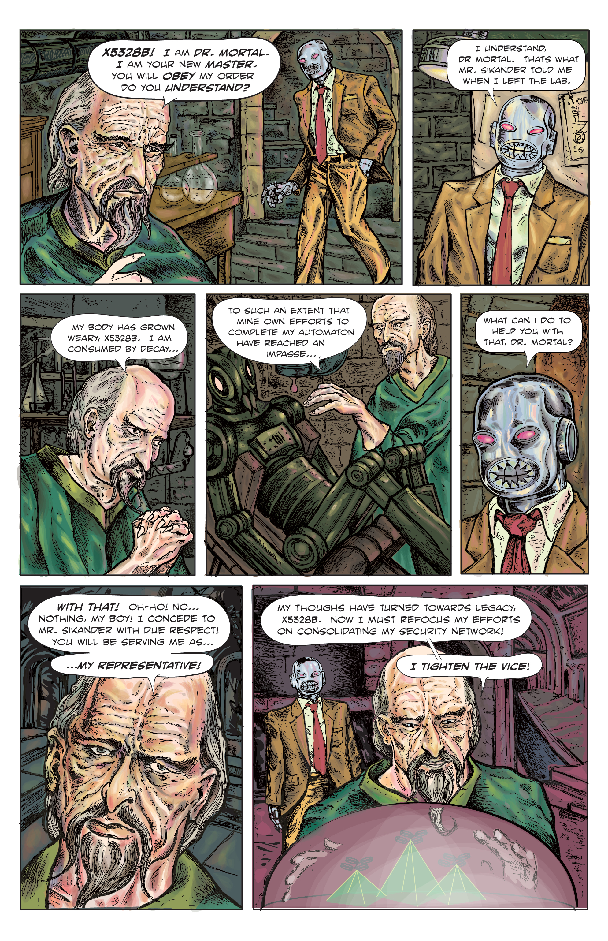 Tales of the Irreal #1 – Page 8