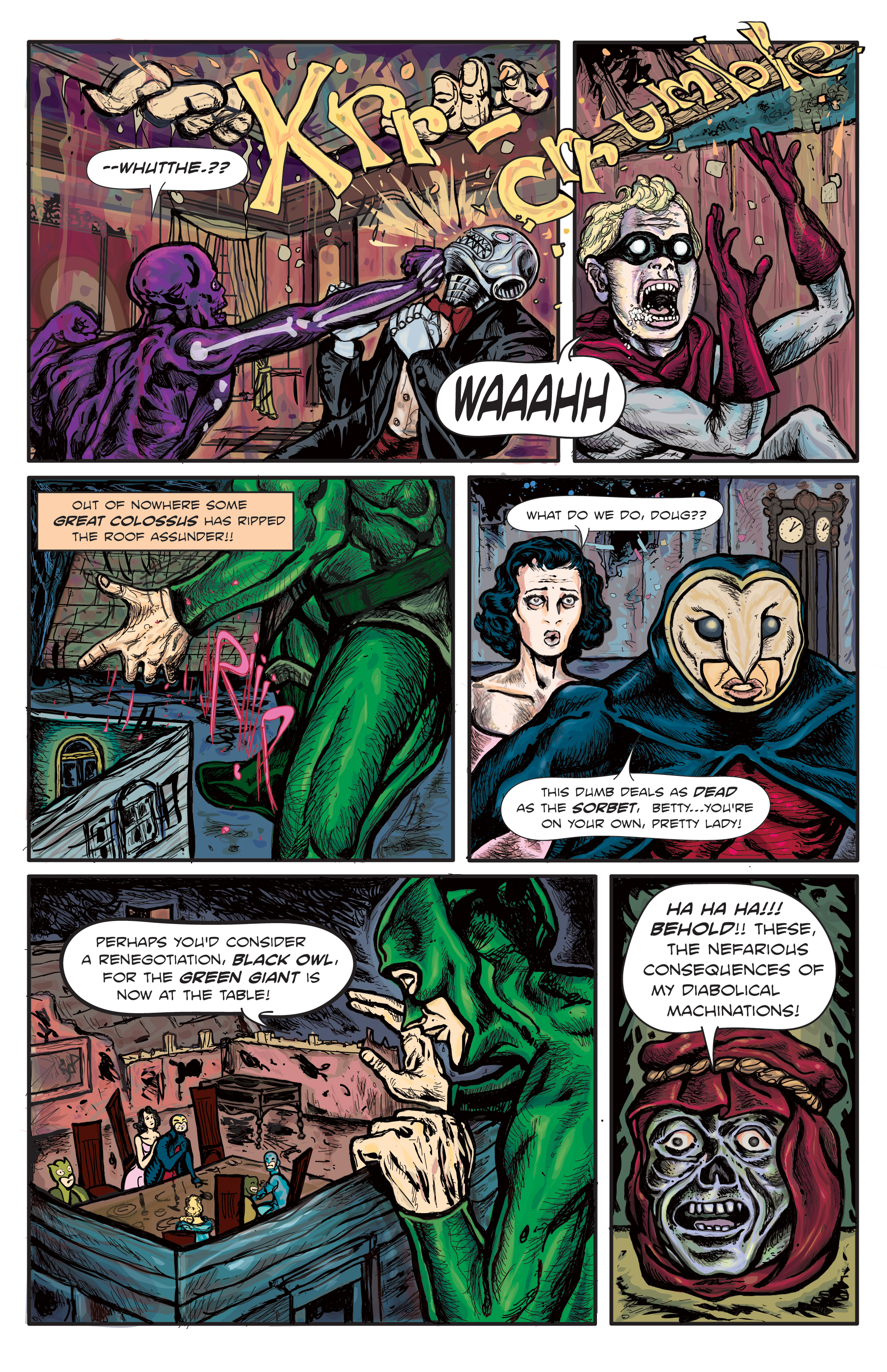 Tales of the Irreal #1 – Page 12