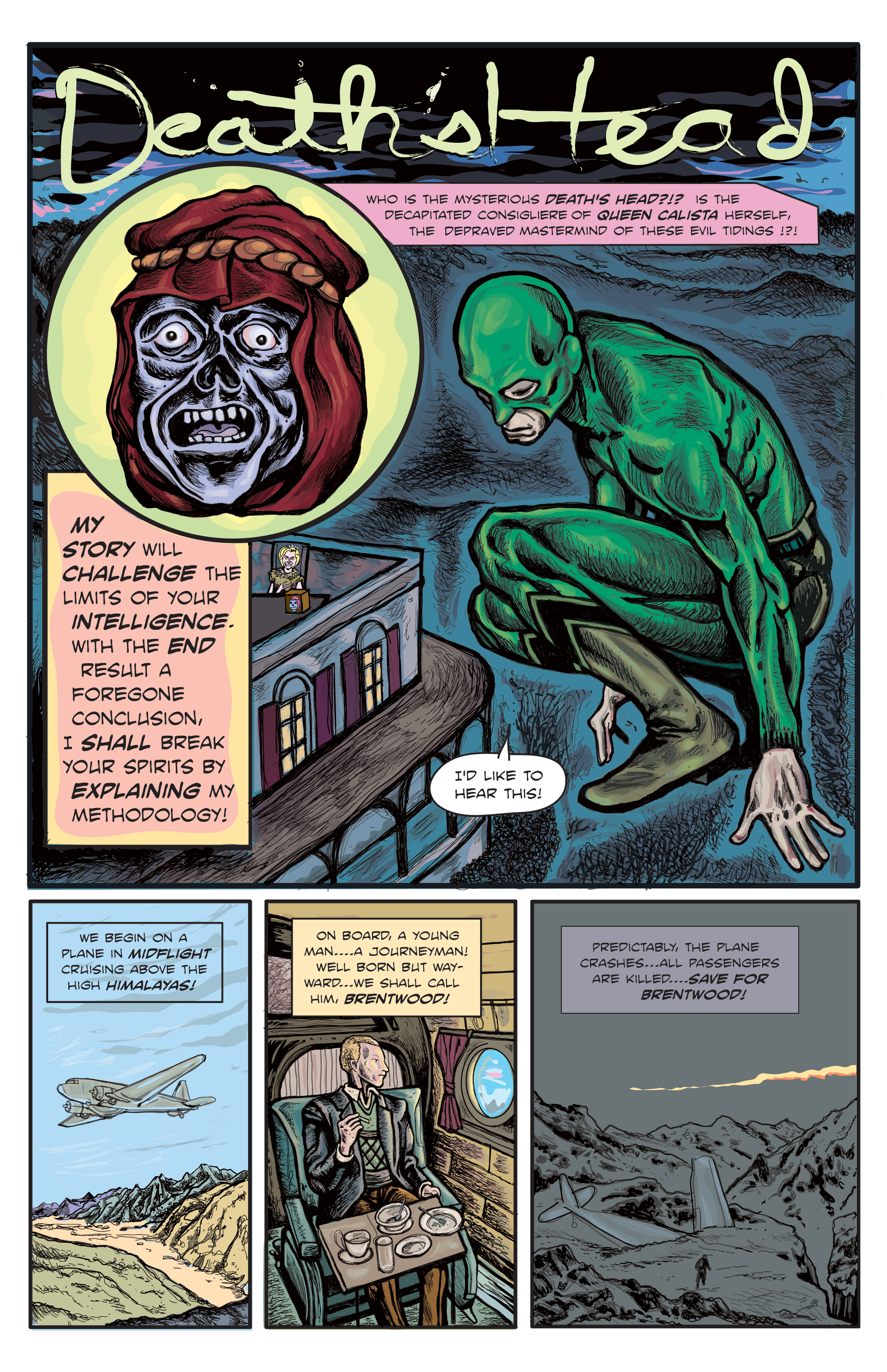 Tales of the Irreal #1 – Page 13
