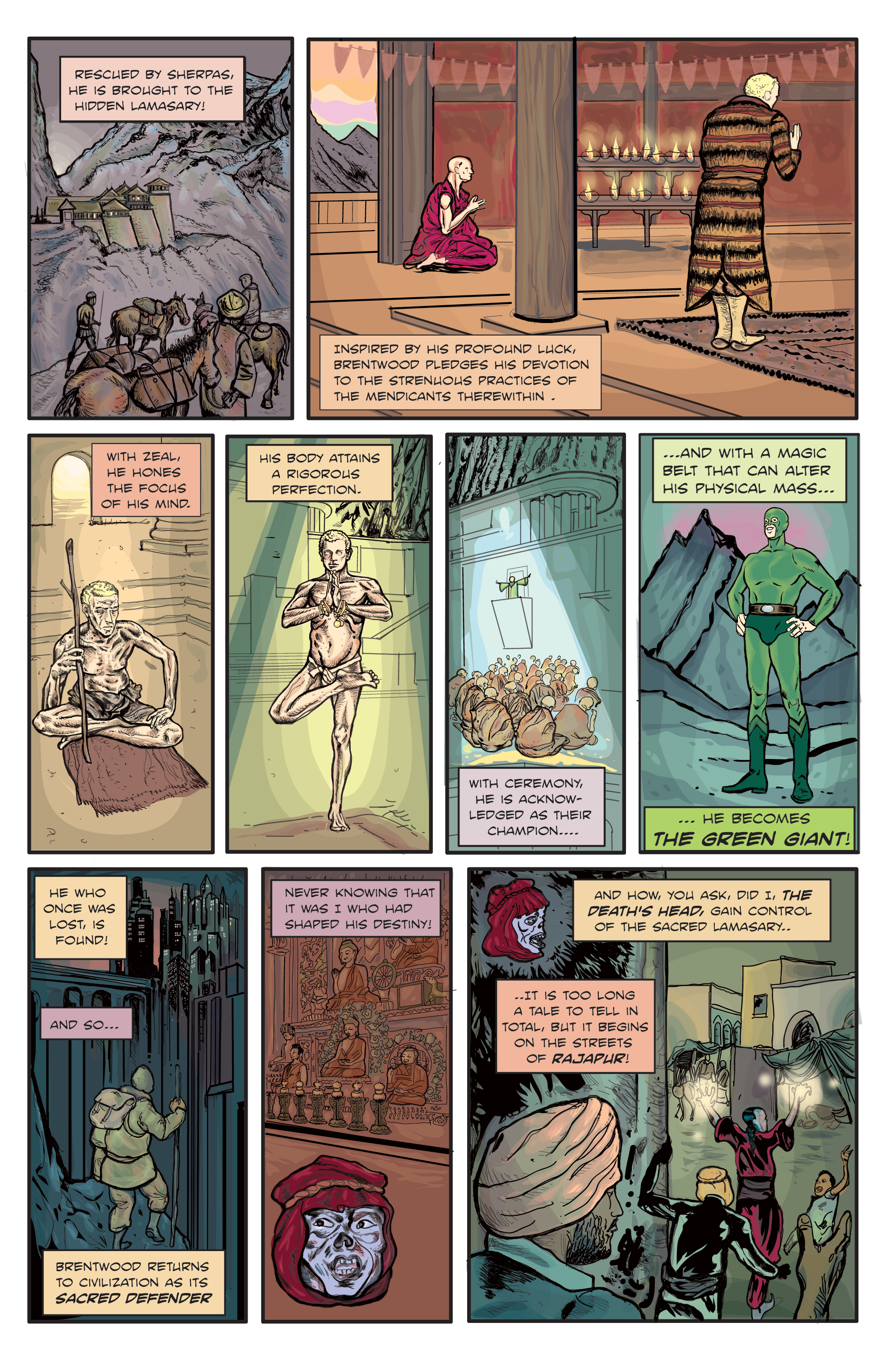 Tales of the Irreal #1 – Page 14