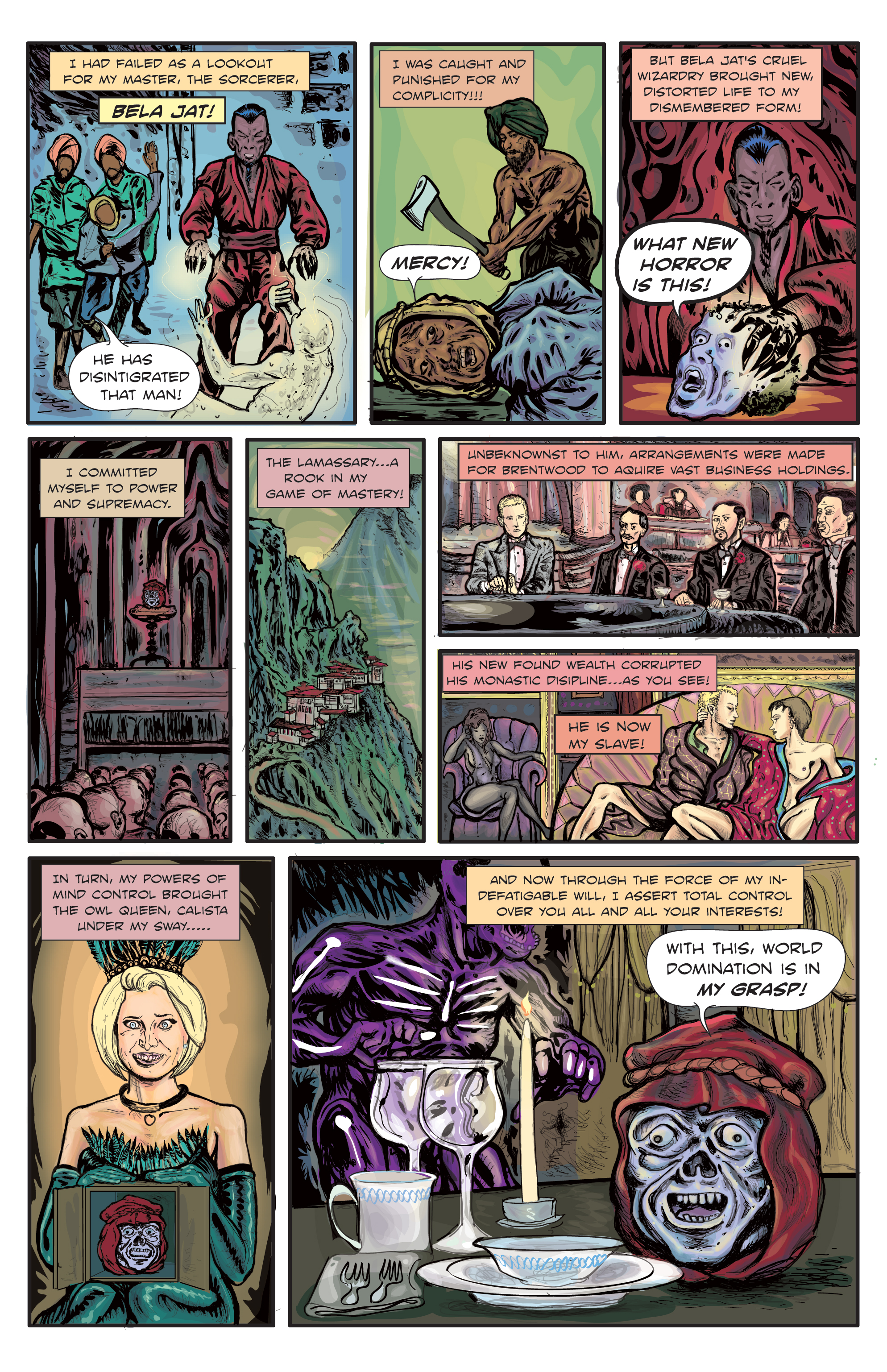 Tales of the Irreal #1 – Page 15