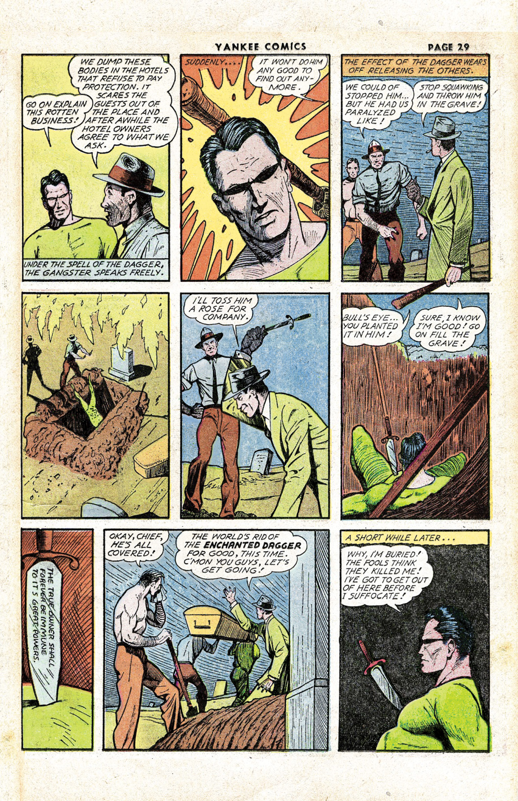 The Enchanted Dagger #5 – Page 20 (Classic EDag #3)