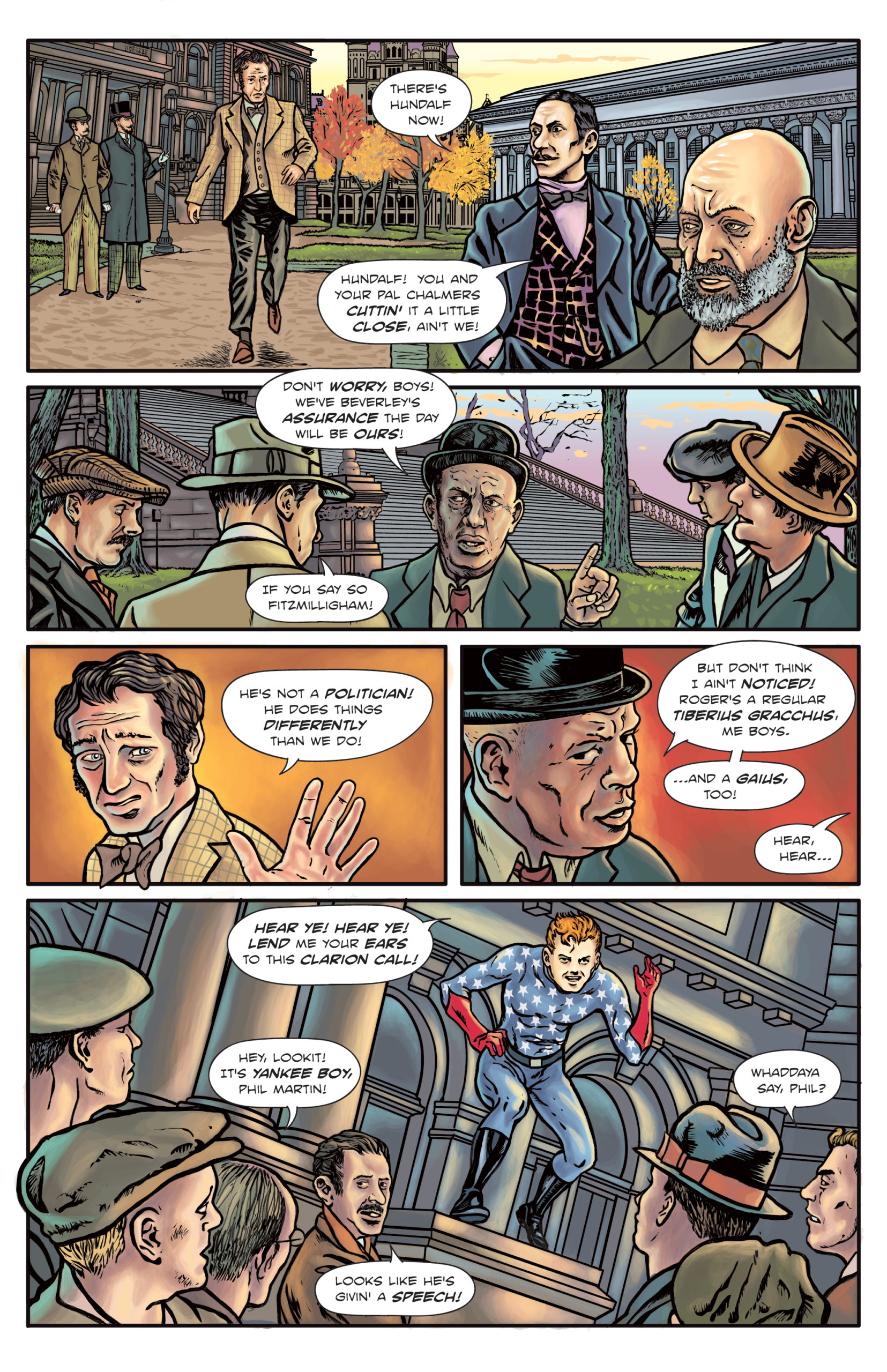 The Enchanted Dagger #6 – Page 2